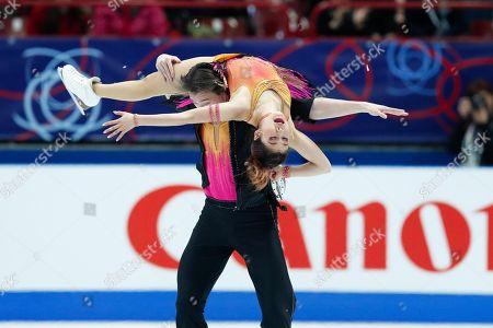 Kana Muramoto and Chris Reed