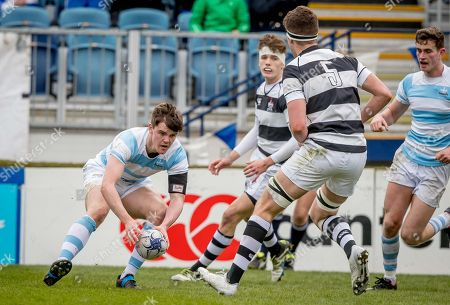 Editorial picture of Bank of Ireland Leinster Schools Senior Cup Final, RDS, Dublin  - 23 Mar 2018
