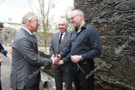 Editorial photo of Prince Charles visit to Devon, UK - 23 Mar 2018