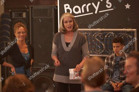 """Editorial picture of """"Finding Your Feet"""" Film - 2017"""