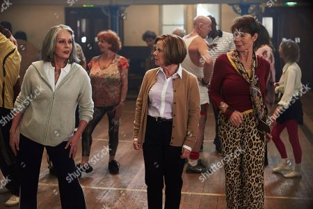 """Editorial photo of """"Finding Your Feet"""" Film - 2017"""