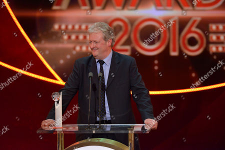 Charlie Lawson presented the Tony Warren Award (off screen)
