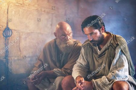 "Editorial photo of ""Paul, Apostle of Christ"" Film - 2018"