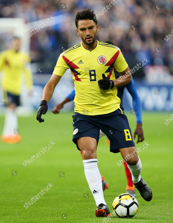 Abel Aguilar of Colombia.
