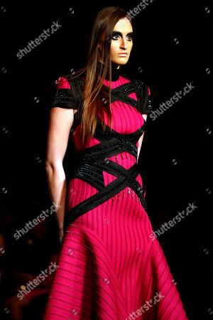 Editorial picture of Eymeric Francois - Runway - Colombo Fashion Week, Sri Lanka - 23 Mar 2018