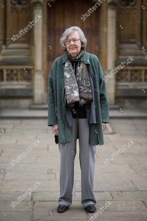 FTWeekend Oxford Literary Festival. Booker prize-winning novelist Penelope Lively.