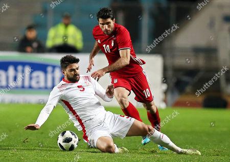 Oussama Haddadi and Karim Ansarifard