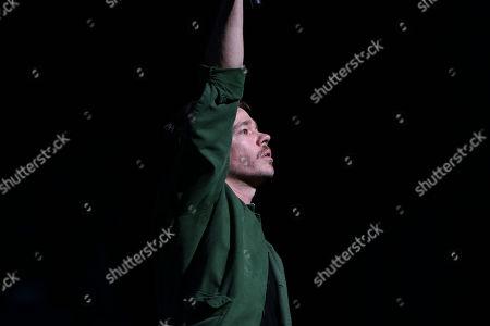 Stock Image of Nate Ruess