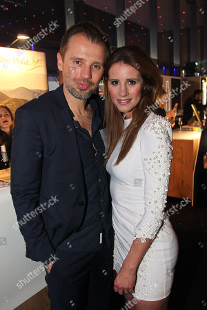 Mareile Hoeppner mit Ehemann Arne Schoenfeld
