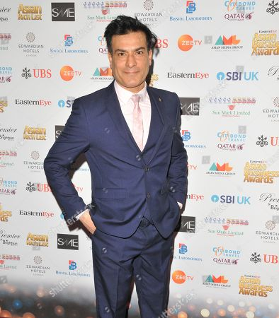 Editorial image of The Asian Business Awards & Asian Rich List 2018, London, UK - 23 Mar 2018