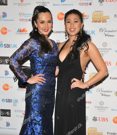 Editorial photo of The Asian Business Awards & Asian Rich List 2018, London, UK - 23 Mar 2018