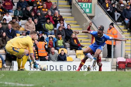 Editorial image of Bradford City v Gillingham, EFL Sky Bet League 1 - 24 Mar 2018