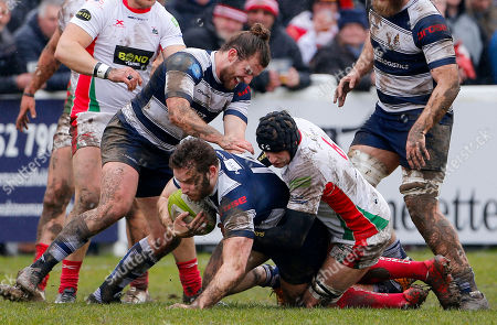 Editorial image of Plymouth Albion v Coventry, Plymouth, UK - 24 Mar 2018