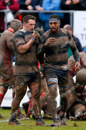 Editorial picture of Plymouth Albion v Coventry, Plymouth, UK - 24 Mar 2018
