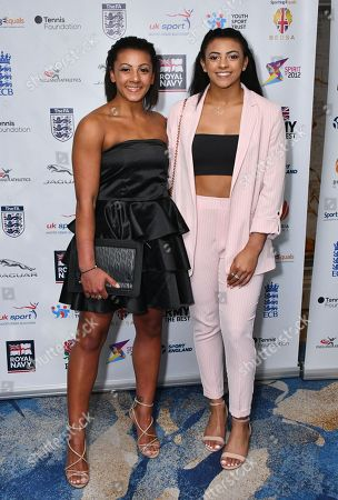 Editorial picture of British Ethnic Diversity Sports Awards, Arrivals, London, UK - 24 Mar 2018
