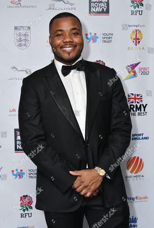 Editorial image of British Ethnic Diversity Sports Awards, Arrivals, London, UK - 24 Mar 2018
