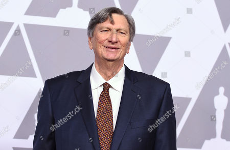 John Bailey arrives at the 90th Academy Awards Nominees Luncheon at The Beverly Hilton hotel in Beverly Hills, Calif. In a memo sent to staff of the Academy of Motion Picture Arts and Sciences, Bailey said an allegation that he attempted to touch a woman inappropriately a decade ago on a movie set is untrue. Bailey also said in the Friday, March 24 memo that media reports linking him to misconduct are false. He said the claims serve only to tarnish his 50-year career as a cinematographer, adding that he expects to be exonerated