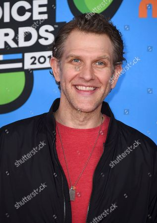 Editorial picture of 2018 Kids' Choice Awards - Arrivals, Inglewood, USA - 24 Mar 2018