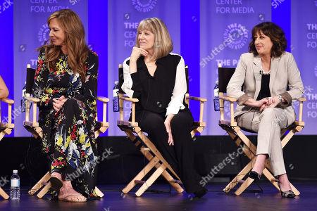 Allison Janney, Mimi Kennedy, Beth Hall