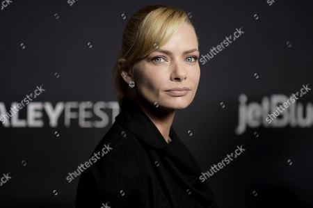 """Jaime Pressly attends the 35th Annual Paleyfest """"Mom"""" at the Dolby Theatre, in Los Angeles"""