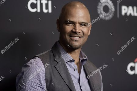 "Dondre Whitfield attends the 35th Annual Paleyfest ""Queen Sugar"" at the Dolby Theatre, in Los Angeles"