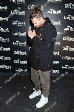 Stock Picture of Kevin Federline