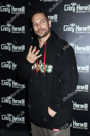 Stock Image of Kevin Federline