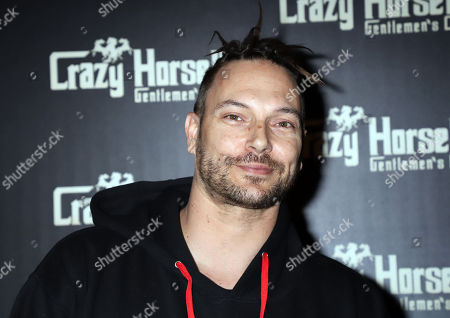 Editorial picture of Kevin Federline at Crazy Horse III, Las Vegas, USA - 24 Mar 2018