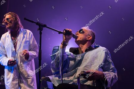Alabama 3 - Nick Reynolds, Rob Spragg