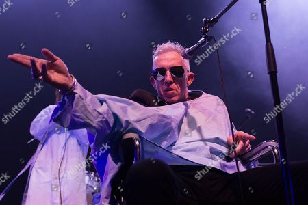 Alabama 3 - Rob Spragg