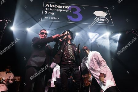 Alabama 3 - Jake Black, Rob Spragg, Be Atwell
