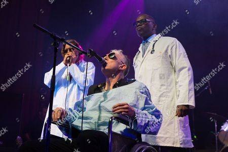 Alabama 3 - Nick Reynolds, Rob Spragg, Be Atwell