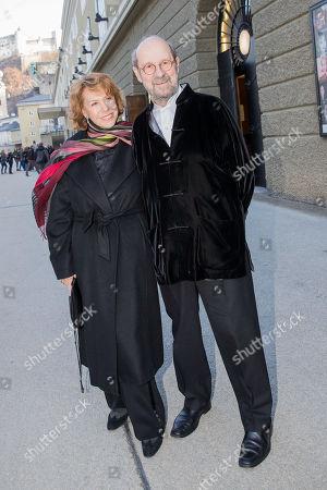 Gaby Dohm mit Christoph Papp