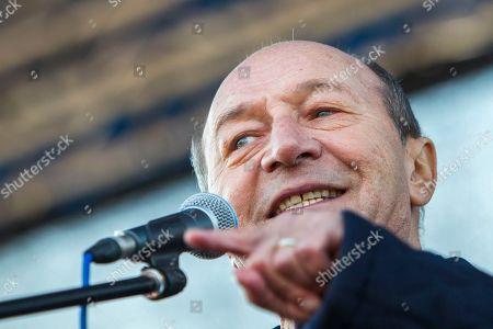 Stock Photo of Traian Basescu