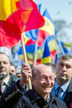 Stock Image of Traian Basescu