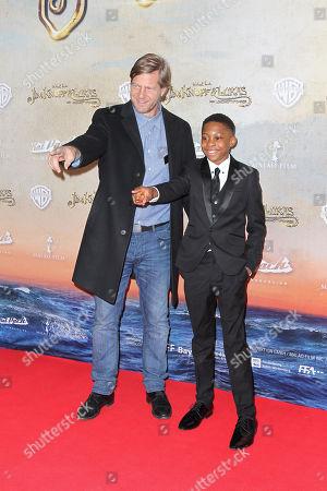 Henning Baum and Salomon Gordon, ..