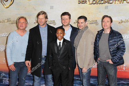 Uwe Ochsenknecht, Henning Baum, Salomon Gordon, Dennis Gansel (Regisseur), Rick Kavanian, Michael Bully Herbig,..