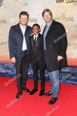 Dennis Gansel (Regisseur), Henning Baum, Salomon Gordon, ..