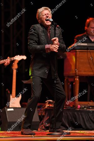 Editorial photo of Peter Cetera in concert at The Magic City Casino, Miami, USA - 24 Mar 2018