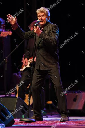 Editorial picture of Peter Cetera in concert at The Magic City Casino, Miami, USA - 24 Mar 2018