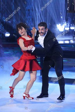 Nathalie Guetta and Simone Di Pasquale