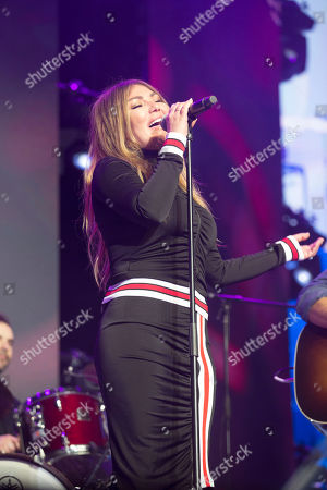 Editorial photo of La Noche de Cadena 100 Charity Concert, Show, Madrid, Spain - 24 Mar 2018
