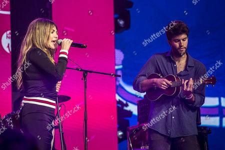 Editorial picture of La Noche de Cadena 100 Charity Concert, Show, Madrid, Spain - 24 Mar 2018