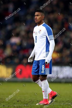 Editorial image of Denmark v Panama, International Friendly, Broendby Stadion, Brondby, DK - 22 March 2018