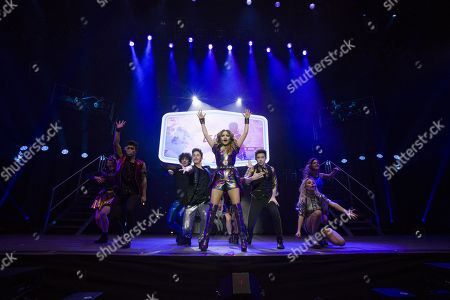 Editorial image of Soy Luna in concert at Olympiahalle, Munich, Germany - 25 Mar 2018