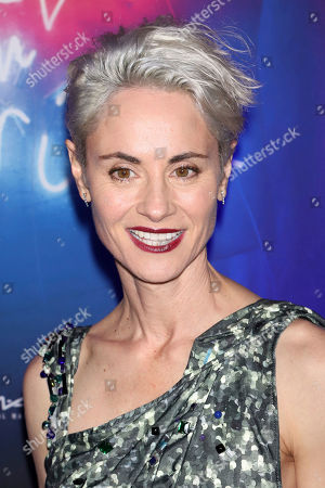 "Beth Malone attends the after party for the ""Angels in America"" Broadway revival opening night at Espace, in New York"