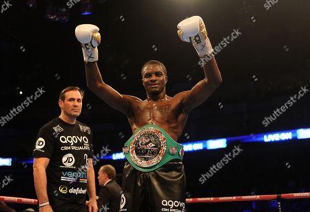 Matchroom Boxing. David Haye V Tony Bellew. 04/02/17.Ohara Davies And Derry Matthews.