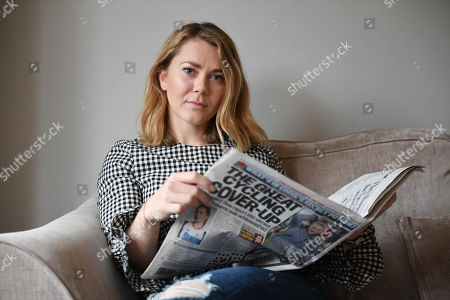Stock Picture of Jess Varnish Interview. British Track Cyclist.