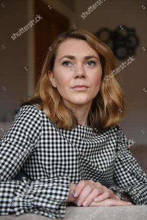 Editorial picture of Jess Varnish Interview. British Track Cyclist. Pic Andy Hooper/daily Mail.