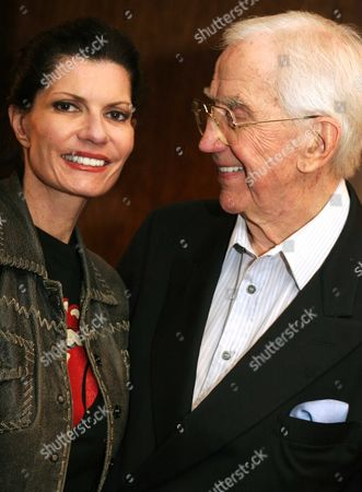 Ed McMahon and wife Pam Hurn
